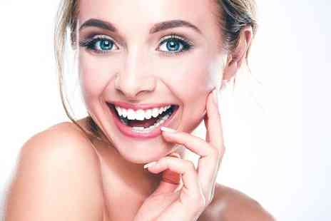 Bright Smiles Dental Clinic - One or two arches of lingual braces with a home whitening kit and Oral B toothbrush - Save 64%