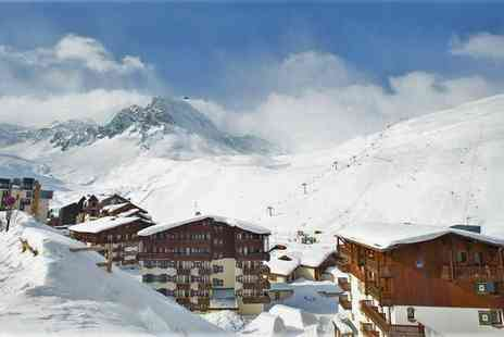 Hotel Le Ski d Or - Four Star Exhilarating French Alps Stay For Two near Tignes Ski Resort - Save 50%
