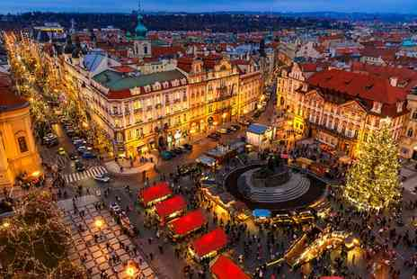 Sheraton Prague Charles Square - Five Star Historic Hotel Stay For Two with New Years Eve Dates Available - Save 76%