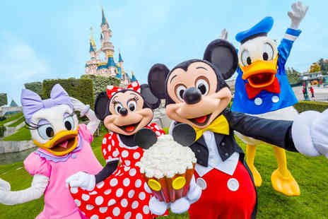 Super Escapes Travel - Two night Disneyland Paris getaway with return flights - Save 38%