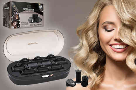 Dream Price Direct - Toni and Guy professional hair roller set - Save 67%