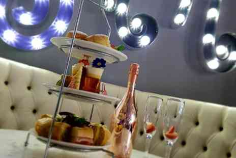 Jam Restaurant and Cocktail Bar - Traditional or Sparkling Afternoon Tea for Two - Save 29%