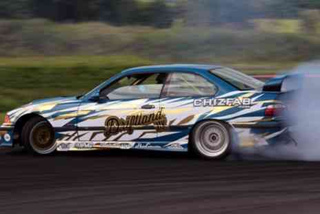 Driftland - Choice of Drift Taxi and Driving Experiences - Save 72%