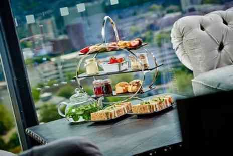 Marco Pierre White - Themed Afternoon Tea with Drinks for Two - Save 67%