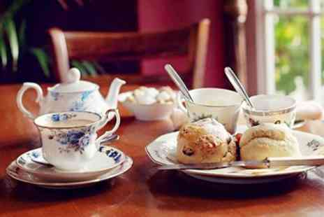 The Secret Garden - Afternoon tea for 2 - Save 37%