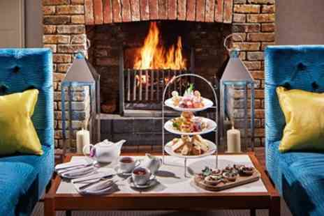 Alexander Hotels - Lavish afternoon tea & prosecco for 2 in Kent - Save 31%