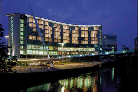 The Lowry Hotel - 60 minute Elemis treatment and glass of Prosecco for one or include Champagne afternoon tea - Save 40%