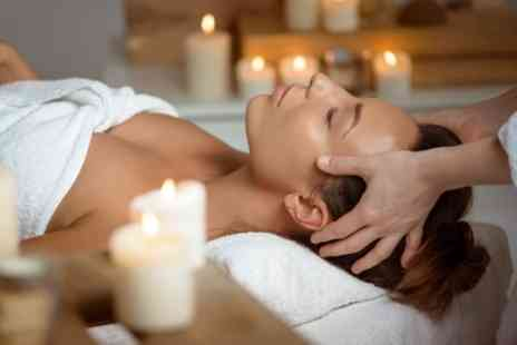 Nu Vo Hair and Beauty - Swedish and Head and Shoulder Massage or Full Body Massage - Save 54%