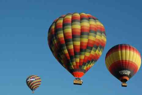 Bailey Balloons - Hot Air Balloon Champagne Sunrise or Sunset Flight - Save 0%