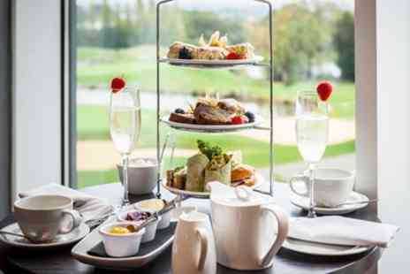Hilton Ageas Bowl - Afternoon Tea with Optional Prosecco for Two or Four - Save 24%
