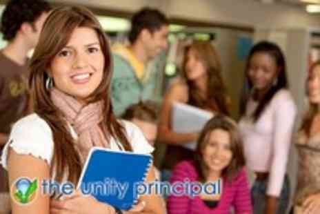Unity Principal - 14 day NLP & Hypnotherapy Practitioner Diploma - Save 69%