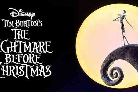 BFI - Tim Burtons The Nightmare Before Christmas Family Funday - Save 20%