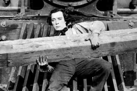 BFI - Buster Keaton Double Bill - Save 20%