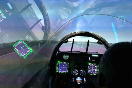 Virgin Experience Days - 60 minute F16 Fighter Pilot Simulator Experience - Save 0%