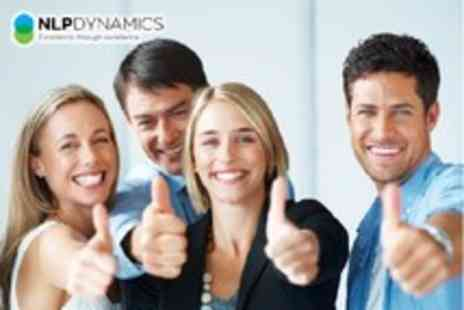 NLP Dynamics - Two Day NLP Diploma Course - Save 75%
