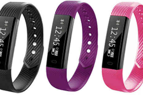 Ugoagogo - Fitness Tracker With Heart Rate Monitor in 5 Colours - Save 88%