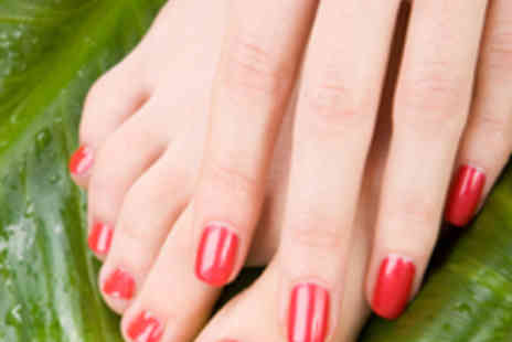 Silver Beauty Salon - Thai Manicure and Pedicure - Save 59%