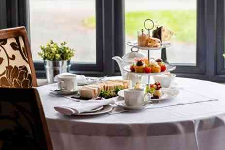 The Stratford Park Golf and Country Club - Afternoon tea for 2 - Save 50%