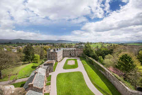 Appleby Castle - One or two night stay with breakfast for two or include three course dining - Save 58%