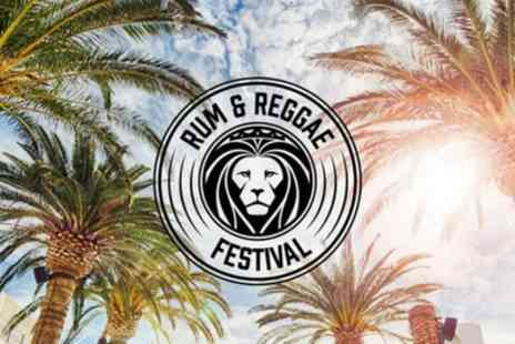 Rum & Reggae Festival 2018 - One VIP day or night ticket to Rum & Reggae Festival on 17 November 2018 To 9 March 2019 - Save 53%