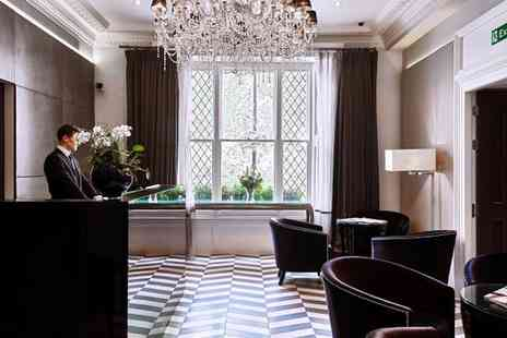 Eccleston Square Hotel - Four Star Luxury Grade II Listed Property Stay For Two - Save 66%