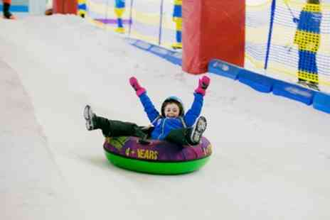 Chill Factore - Santas Grotto Christmas magical experience with fun in Mini Moose Land or Snow Park - Save 30%