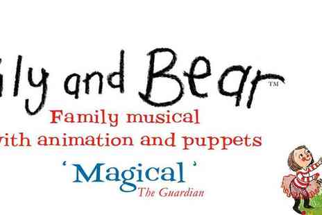 Lily and the Bear Productions - Ticket to Lily and Bear, A Heartwarming Family Show - Save 20%