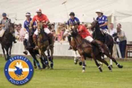 Beverley Polo Club - Three Hours of Polo - Save 53%