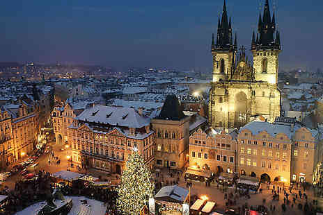 Worldwide Tours & Travel - European Mystery Christmas Markets Break, 17 Destinations 2 to 4 Night Hotel Stay With Flights - Save 0%