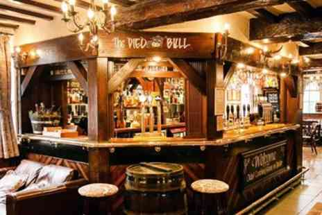 The Pied Bull - Chester brewery tour, tasting & meal for 2 - Save 50%