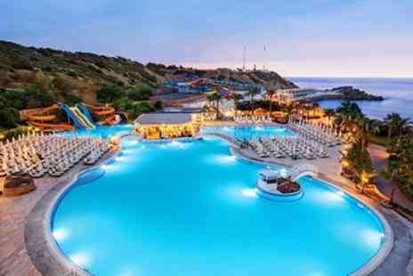 Cyprus Paradise - Five star holiday with meals & free massage - Save 0%