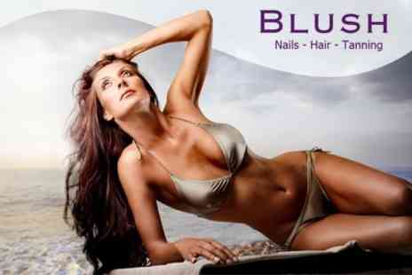 Blush - Full Body SiennaX Spray Tan - Save 60%