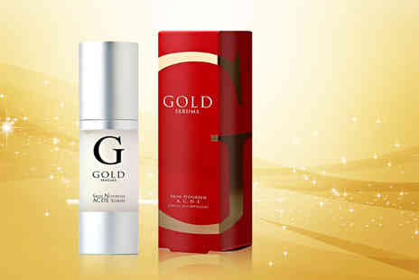 Gold Serums - 30mL Gold Serums ACDE skin nourish serum - Save 0%