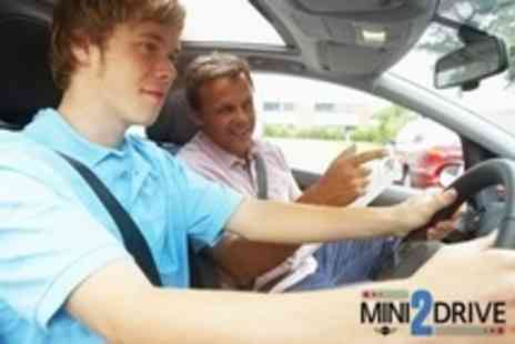 mini2drive - Complete Driving Instructor Training Course - Save 53%