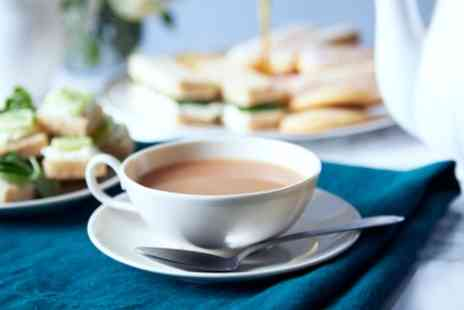 The Old Station Cafe - Festive Afternoon Tea for Two or Four - Save 54%