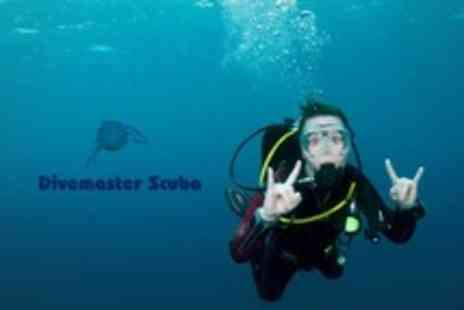 Divemaster Scuba - Scuba Diving Two Hour PADI Beginners Class for Two - Save 70%