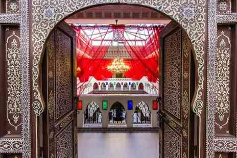 Hotel & Ryad Art Place - Five Star Beautiful Authentic Design Stay For Two in Morocco - Save 74%