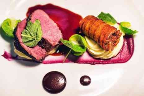 Horton Grange Hotel - AA Rosette meal & wine for 2 - Save 52%