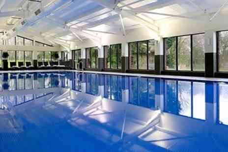 MacDonald Hill Valley - Shropshire spa day with massage, facial & bubbly for 2 - Save 57%