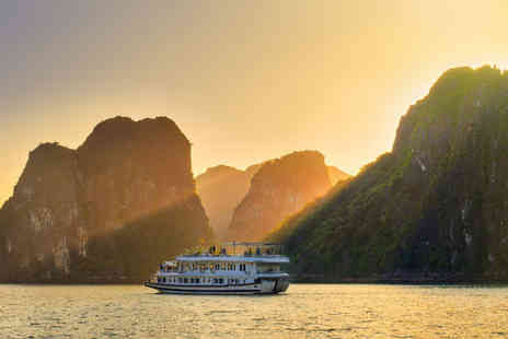 Go Asia Travel - 12 day Vietnam tour with selected meals, airport transfers and 3, 4 or 5 Star hotel - Save 64%