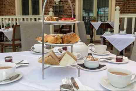 The Winchester Royal Hotel - Royal Afternoon Tea with Optional Bubbly for Two or Four - Save 35%