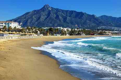 Senator Marbella Spa Hotel - Four Star Spa Hotel Stay For Two on Marbellas Golden Mile - Save 58%