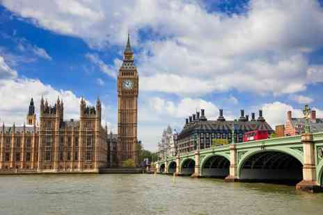 Novotel London West  & Thames River Cruise - Four Star Elegant Hotel & River Cruise Experience For Two - Save 73%
