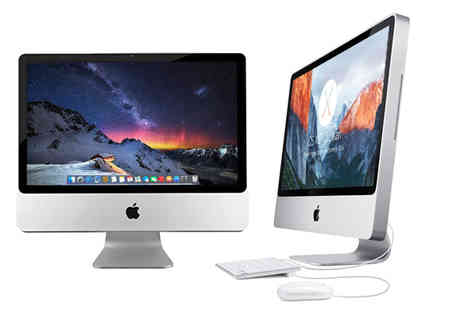 i Redo - Apple iMac with 4GB RAM and 500GB HDD, 4GB RAM and 1TB HDD or 8GB RAM and 2TB HDD - Save 76%