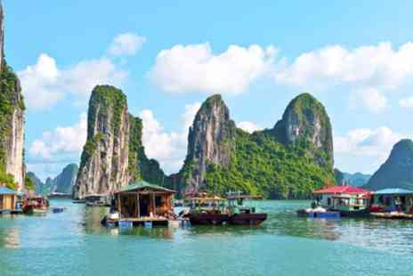 Lumle Holidays - 10 Day Vietnam Tour or 13 Day Vietnam and Cambodia Tour with Transportation and Domestic Flight - Save 0%