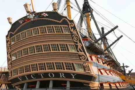 Portsmouth Historic Dockyard - Portsmouth Historic Dockyard Entrance Ticket - Save 0%
