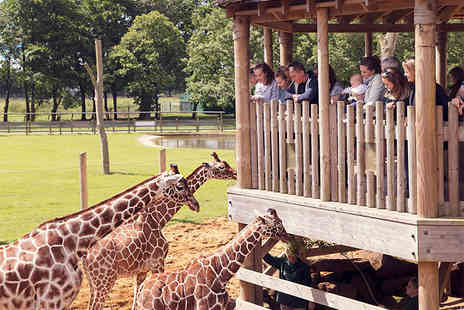 London Zoo - Annual pass to ZSL London Zoo and Whipsnade Zoo including unlimited visits for a year, fast track entry and exclusive discount - Save 43%