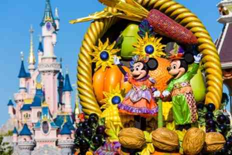 Coach Innovations - Two Night Coach Trip with Full Day Ticket to Disneyland Park and Walt Disney Studios Park - Save 0%