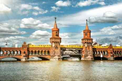 Crystal Travel - Eight Nights with Flights and Train Transfers - Save 0%