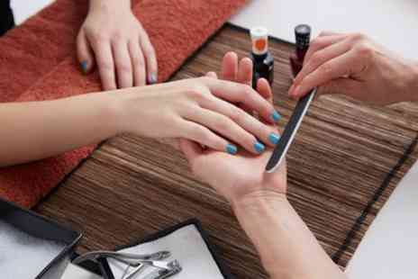 Studio East Heavitree - Shellac Manicure - Save 28%